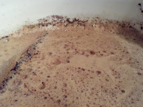 bochet after aeration