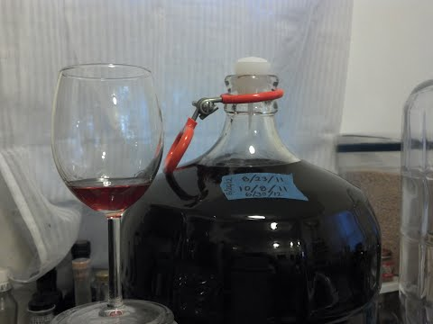fig wine sample